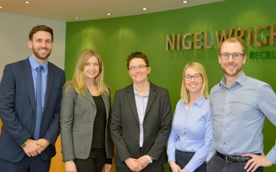 DURHAM OKTOBERFEST TEAMS UP WITH NIGEL WRIGHT RECRUITMENT