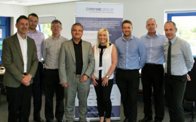 E-MAX SYSTEMS WINS PRYME GROUP SOFTWARE CONTRACT