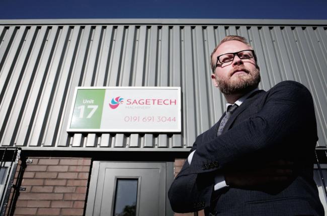SPOTLIGHT ON: SAGETECH MACHINERY