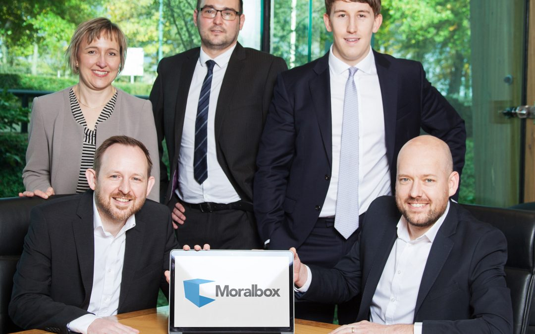 MORALBOX IS FIRST COMPANY TO BENEFIT FROM FINANCE DURHAM FUND