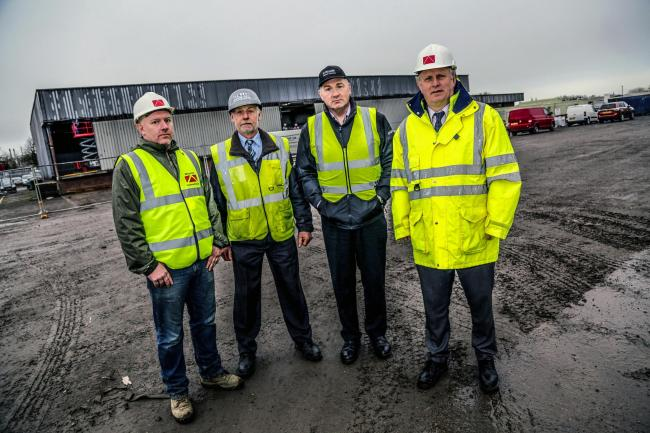 STILLER EMBARKING ON £2M EXPANSION