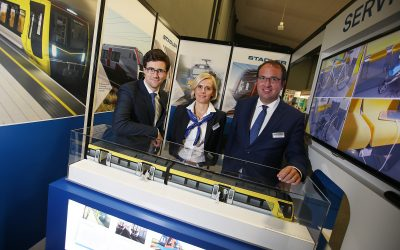 EMCON ANNOUNCES STADLER RAIL UK AS HEADLINE SPONSOR