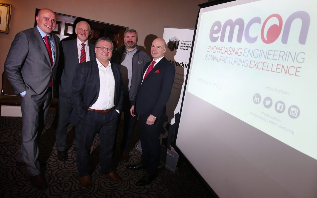 ENGINEERING AND MANUFACTURING EXPO REBRANDS AS EMCON