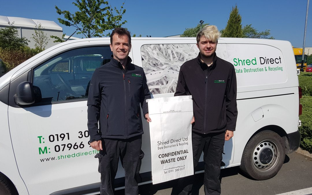 MEMBER NEWS: SHRED DIRECT DITCHES PLASTIC BAGS