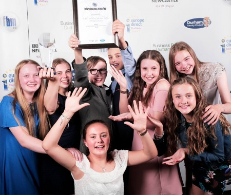 FUTURE BUSINESS MAGNATES WINNERS ANNOUNCED