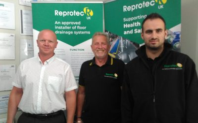 SPOTLIGHT ON… REPROTEC