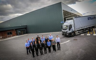 MEMBER NEWS: STILLER PLANS FOR GROWTH WITH OPENING OF DISTRIBUTION CENTRE
