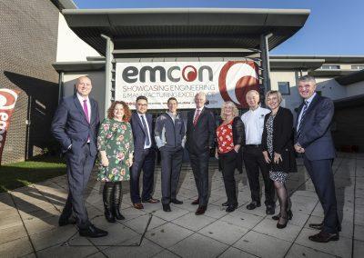 EMCON Board