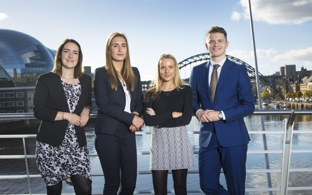 AFFILIATE MEMBER NEWS: APPRENTICE SOLICITORS JOIN THE MUCKLE TEAM