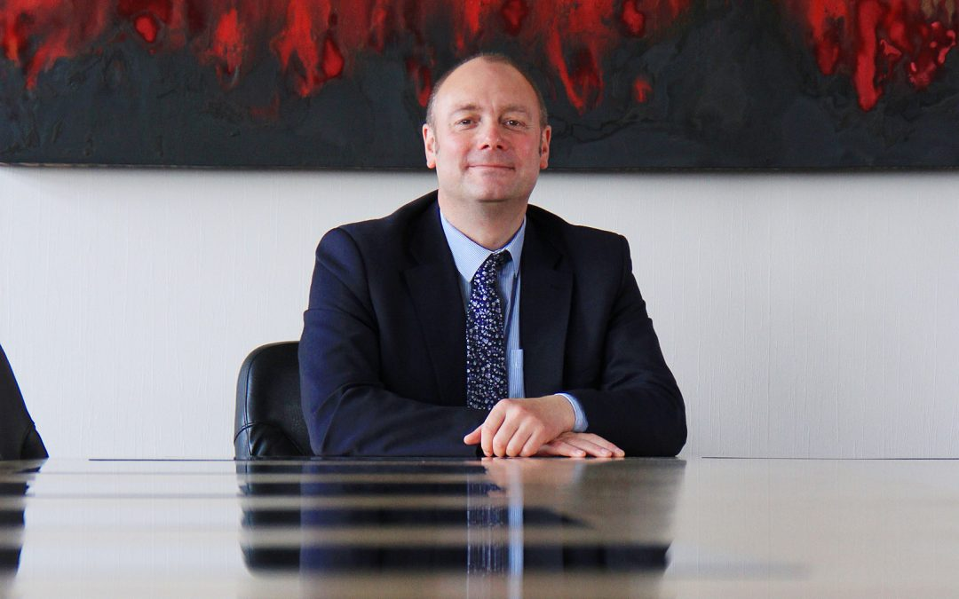 SPOTLIGHT ON: DARREN HANKEY OF HARTLEPOOL COLLEGE OF FURTHER EDUCATION