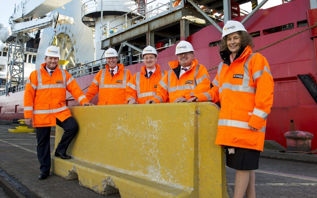 AFFILIATE MEMBER NEWS: MUCKLE LLP SUPPORTS OFFSHORE ENGINEERING MBO