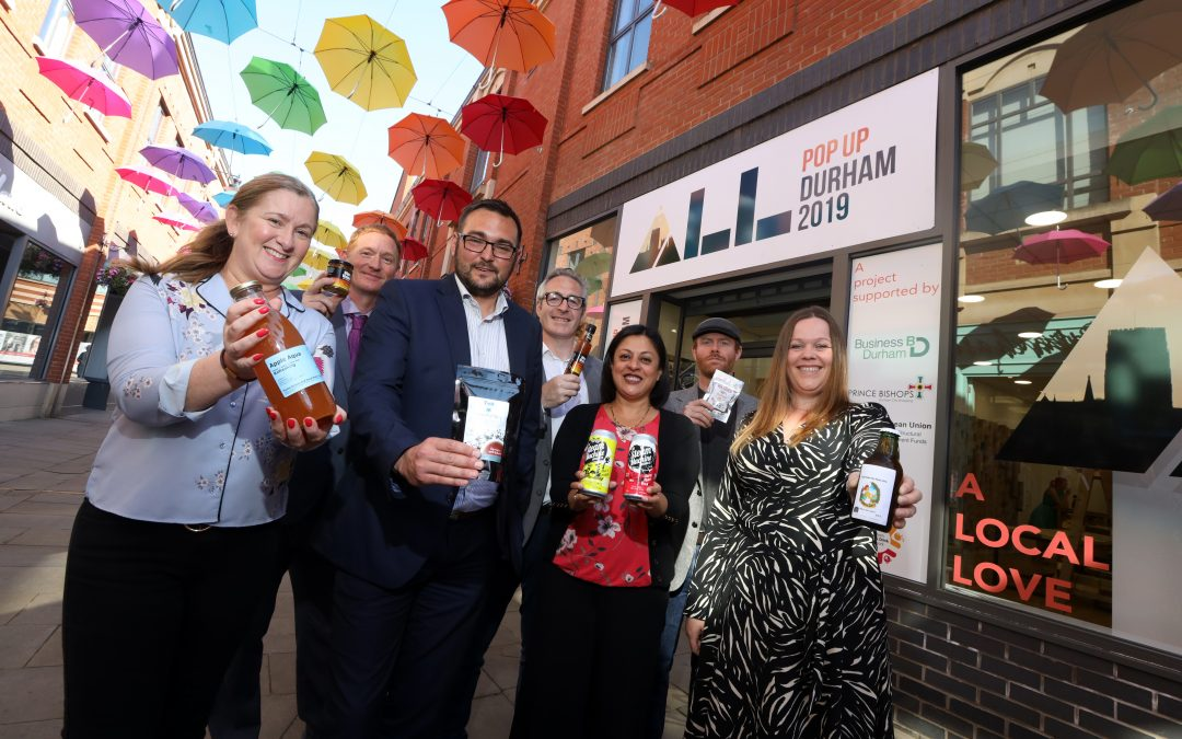 POP-UP SPACE GIVES FOOD AND DRINK PRODUCERS A ROUTE TO MARKET