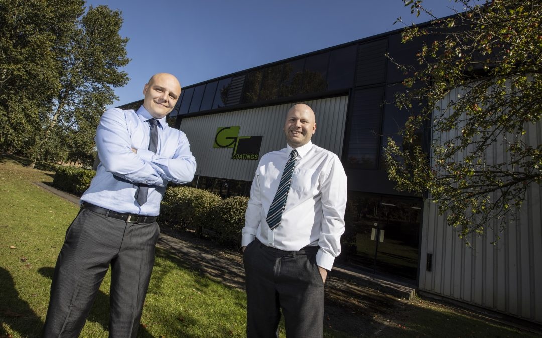 MEMBER NEWS: GT COATINGS PLANS FOR GROWTH AFTER MACHINERY INVESTMENT