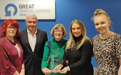 AFFILIATE MEMBER NEWS: GAS RECOGNISED FOR CONTRIBUTION TO LOCAL CHARITIES