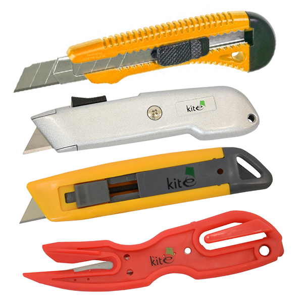 MEMBER NEWS: KITE PACKAGING LAUNCHES NEW RANGE OF INDUSTRIAL KNIVES