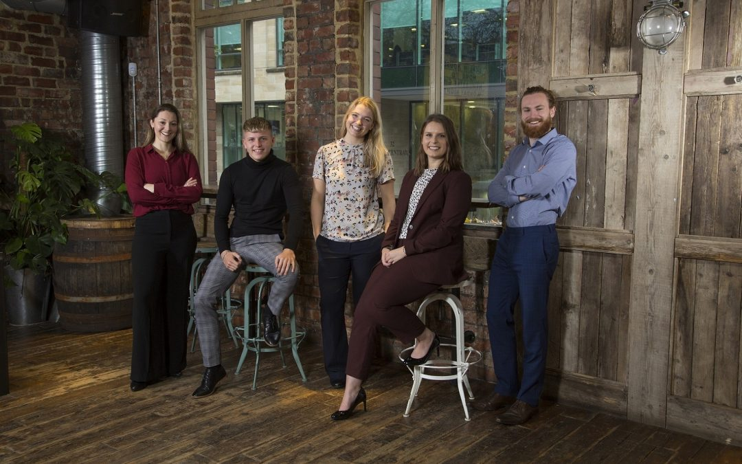 MEMBER NEWS: YOUNG TALENT JOINS MUCKLE LLP