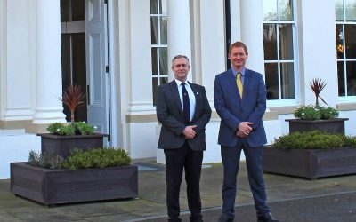 MEMBER NEWS: STEADFAST SECURITY WINS £2M OF CONTRACTS AND ACQUIRES FIRM