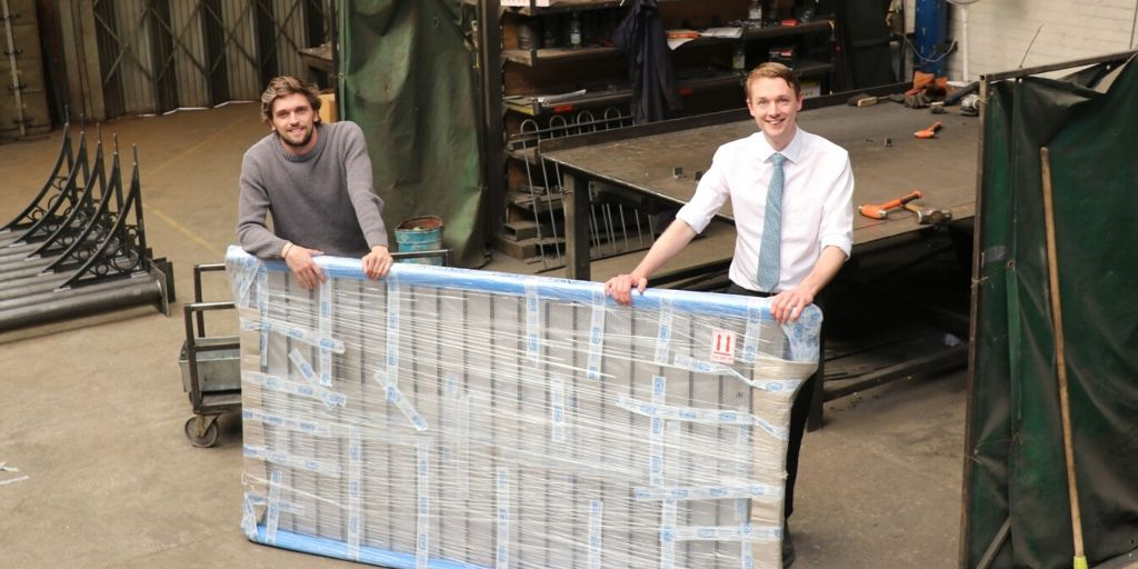 MEMBER NEWS: Digital gateway to success for steel company