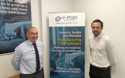 MEMBER NEWS: E-MAX Systems prepares for uplift in activity as manufactures recommence operations.
