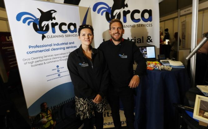 SPOTLIGHT ON: Orca Cleaning has appointed Ken Lowes to drive growth and break new industrial markets.