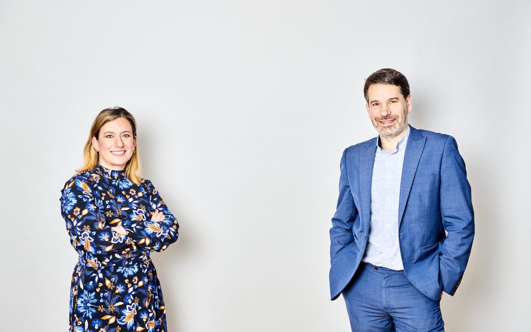 EMN PARTNER:  Innovation boss Simon Green hands over CEO role to Estelle Blanks as SuperNetwork eyes next phase of development