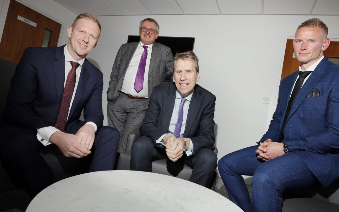 AFFILIATE NEWS: A RECORD YEAR FOR MHA TAIT WALKER CORPORATE FINANCE