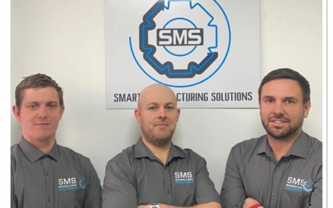 SPOTLIGHT ON: Smart Manufacturing Solutions (SMS)