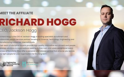 AFFILIATE NEWS: Meet The Affiliate,  Richard Hogg.