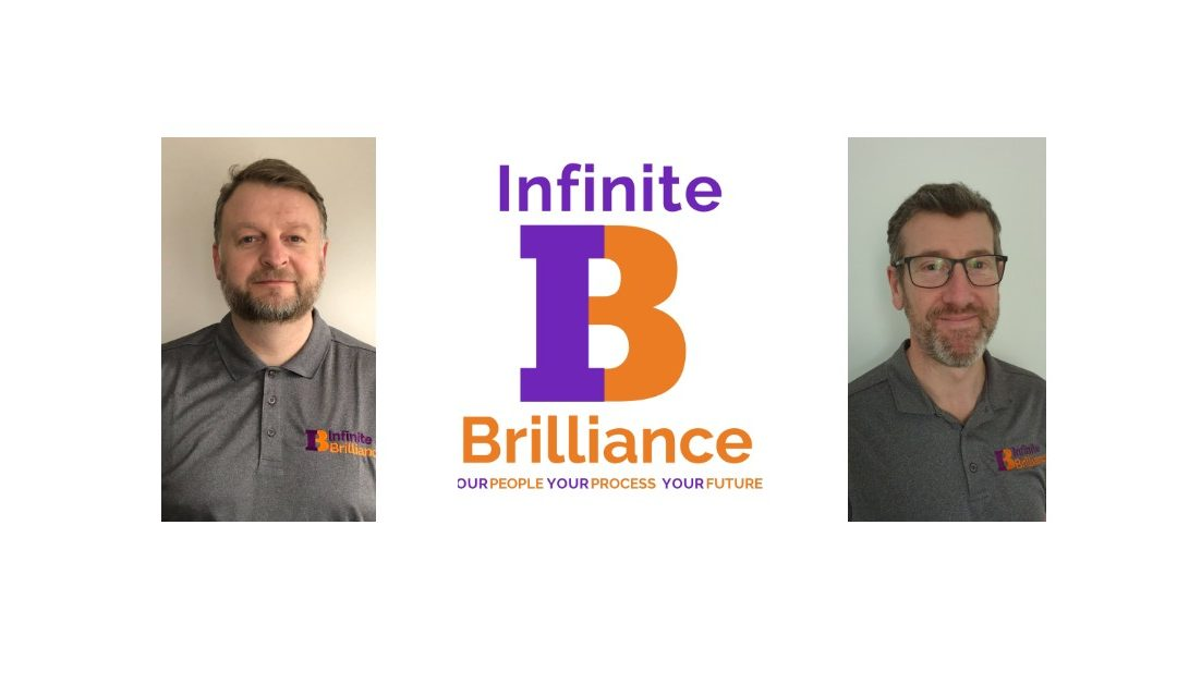 SPOTLIGHT ON: Phil Lax and David Cowey of Infinite Brilliance