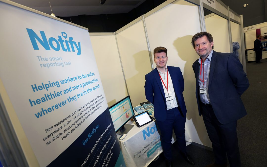 Spotlight On: Health and Safety Software Solutions company Notify Technology.